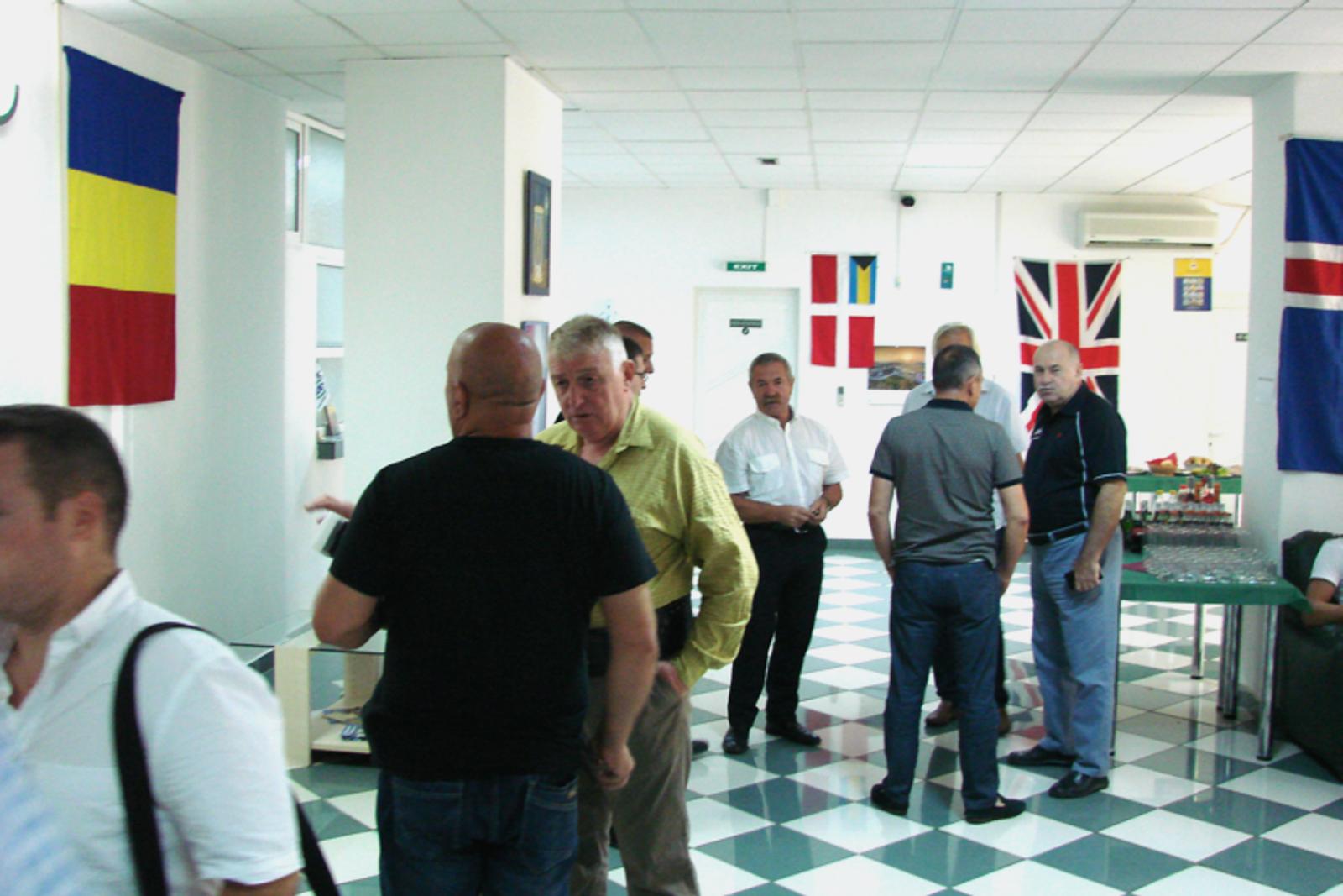 Seamen's Club Constanța