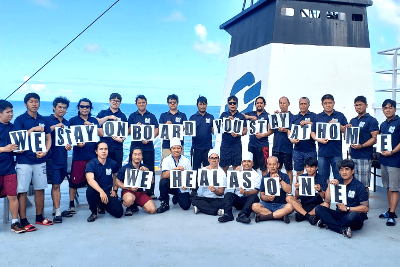 Seafarers in a time of pandemic – strategies for maintaining and improving mental wellbeing