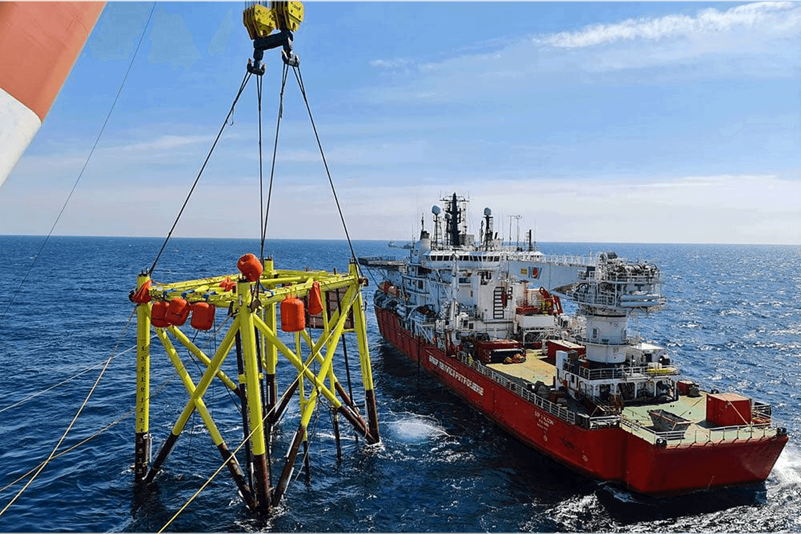 Local oil services group installs first offshore rig in Romania after 34 years