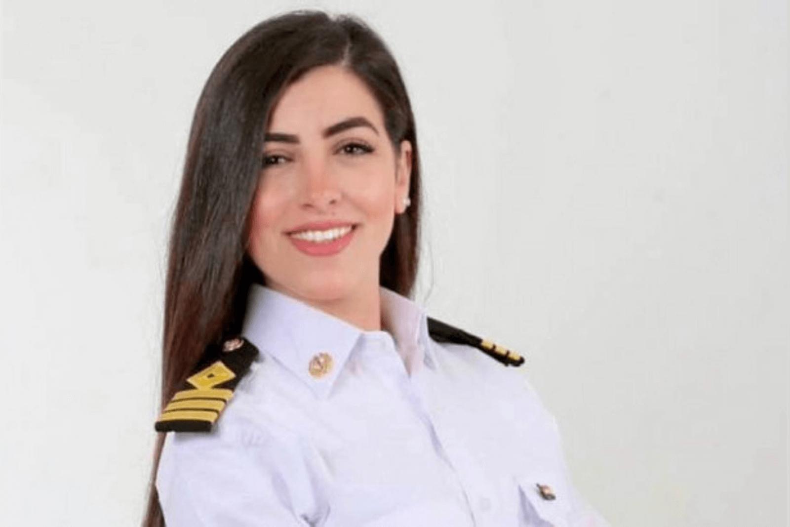 Egypt's first female ship captain Marwa Elselehdar says 'blamed for blocking Suez Canal'