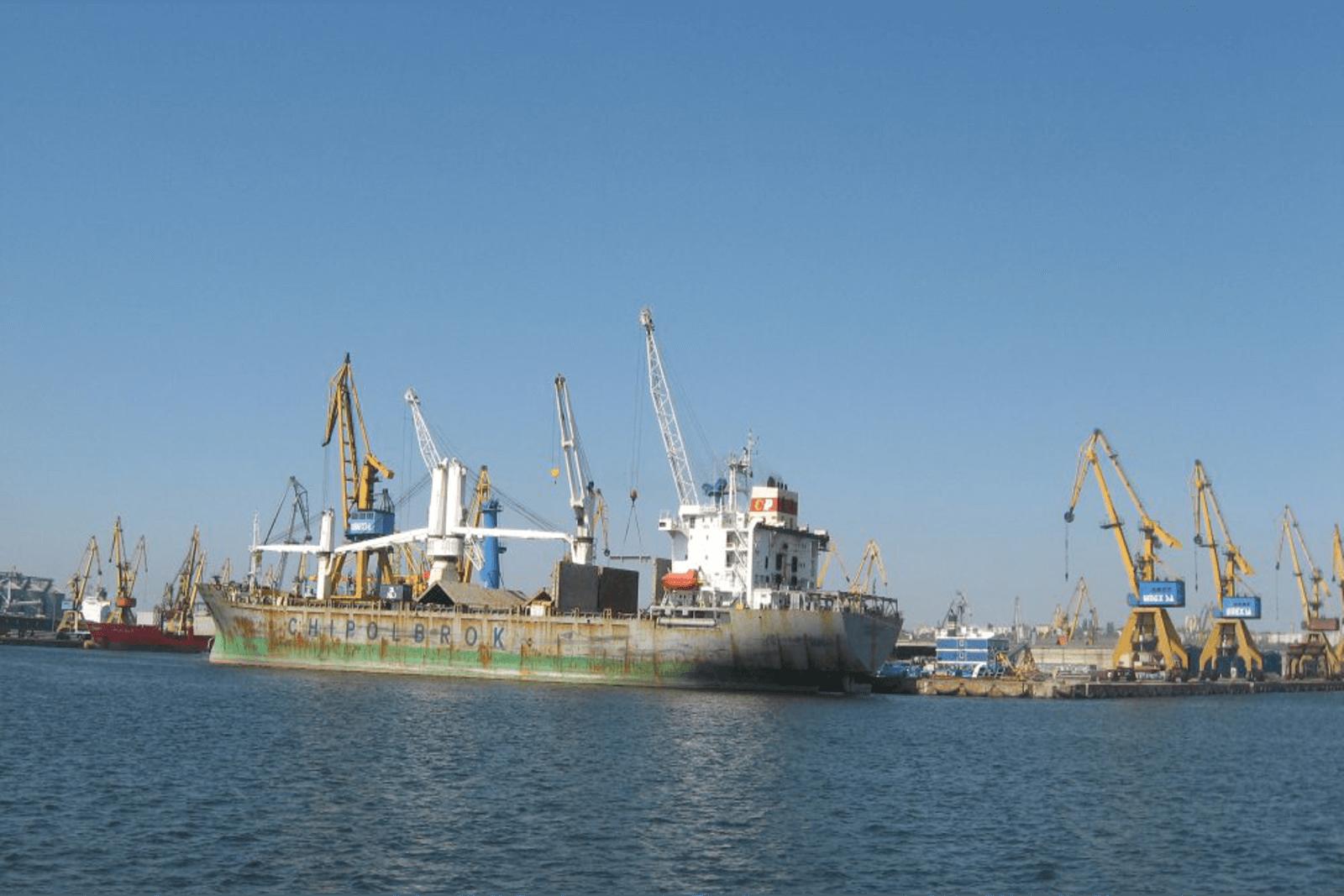 Porturile maritime românești au manipulat mai multe mărfuri în primele două luni ale anului 2021