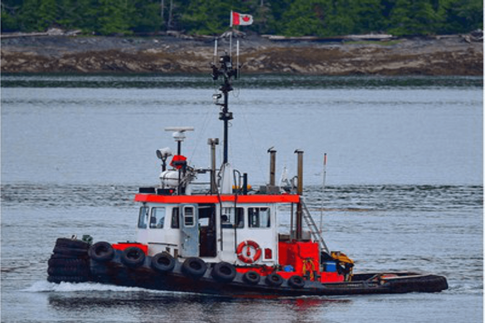 'Race to the bottom': Weak federal regulations compromise safety of B.C. tugboats