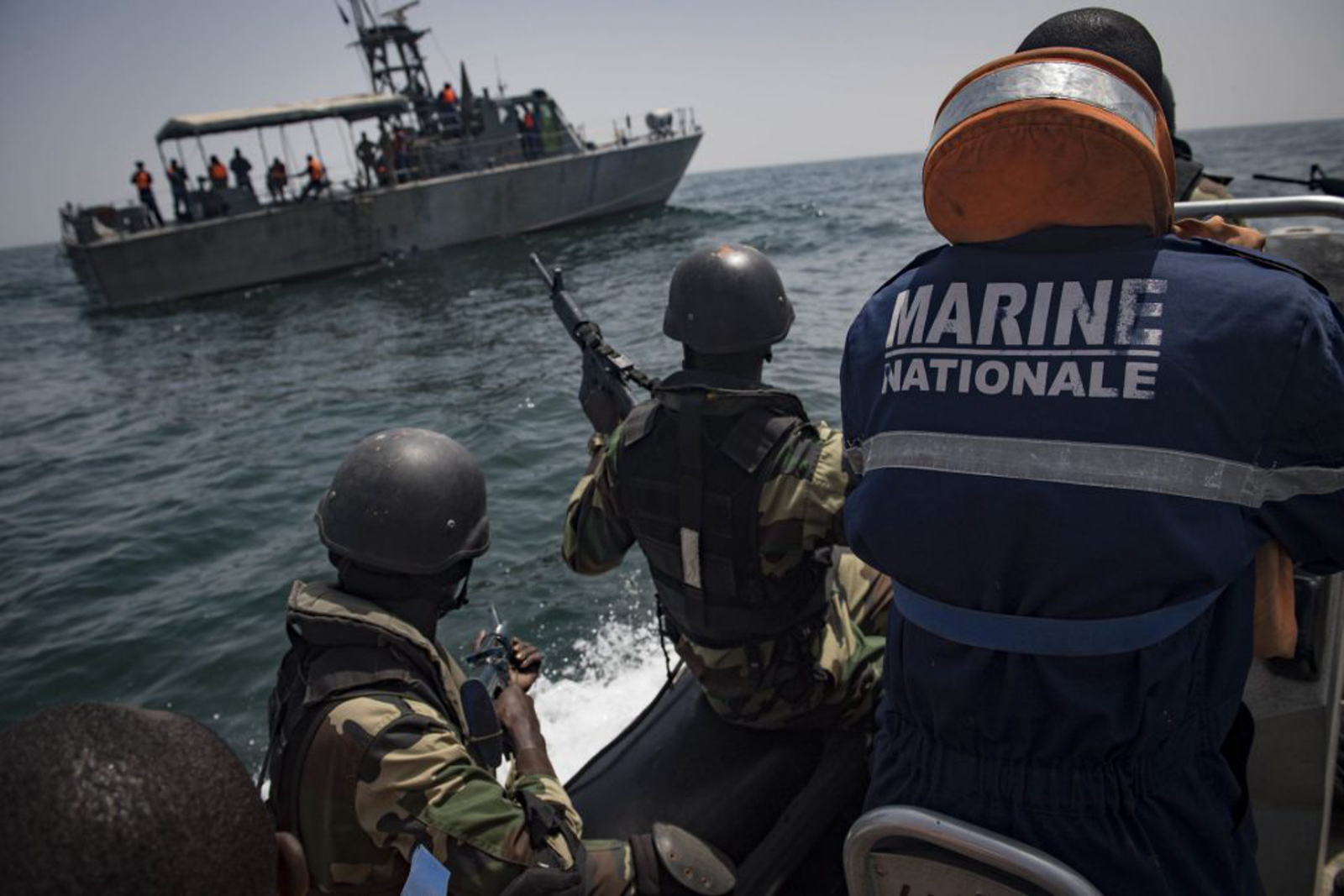 Gulf of Guinea remains world's piracy hotspot in 2021, according to IMB's latest figures