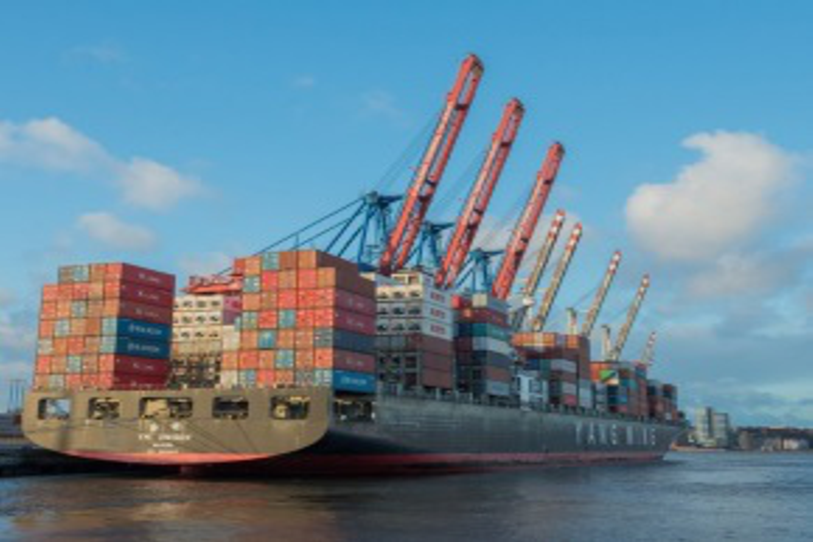 Checks and balances on container rates