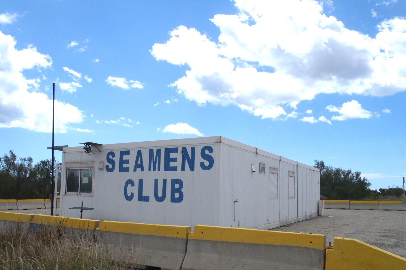Seamen's Club Fos sur Mer – France